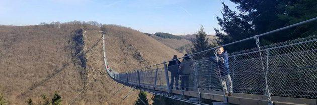 De Geierlay met kinderen: is de langste hangbrug van Duitsland kidsproof?