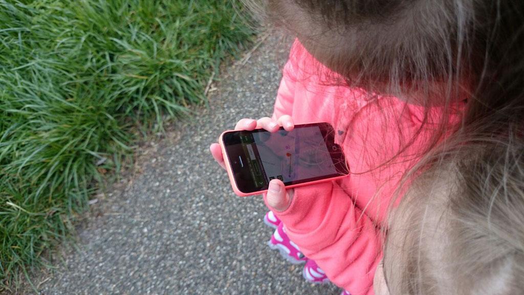 Geocachen met de smartphone.
