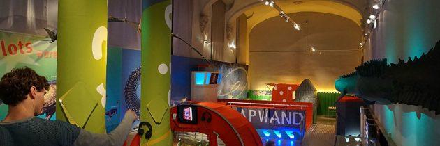 De Wereld van Kina: natuurmuseum voor kinderen in Gent
