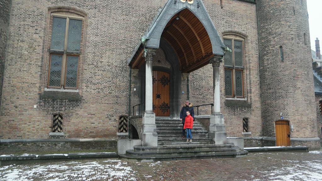 De Ridderzaal.