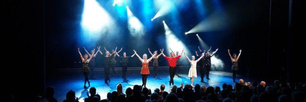 Spirit of the Dance: Ierse dansers met elastieke benen