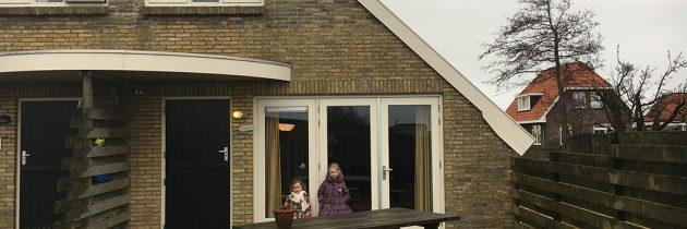 Appartement Borrekat op Terschelling: fijn verblijf voor een groot gezin of twee gezinnen