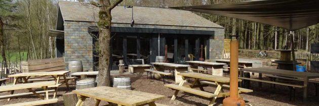Restaurant Buiten in de Kuil: heerlijk eten en spelen midden in de natuur in Lage Vuursche