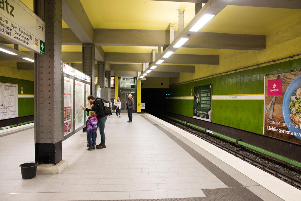 metro kaart hamburg