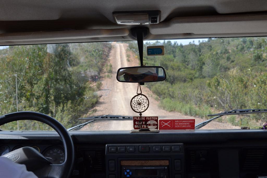 Jeepsafari door het binnenland van Portugal