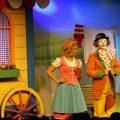 Pipo de Clown en zijn vrouw Mammaloe