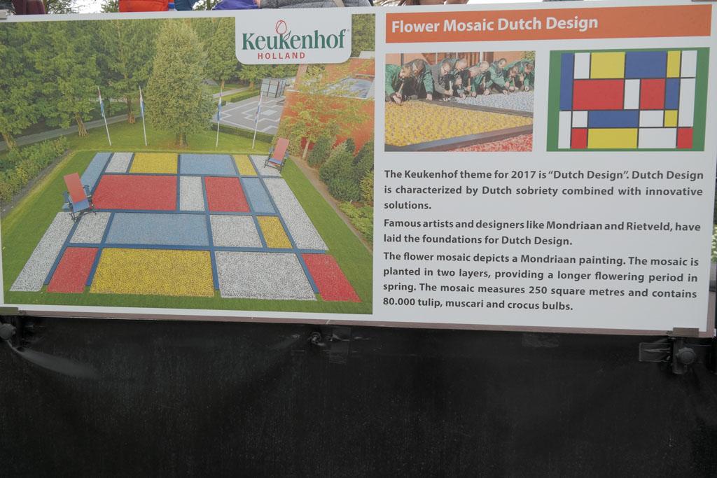Thema van 2017: Dutch Design met Mondriaan