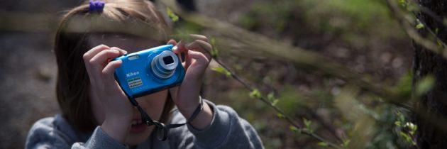 KidsErOpUit workshop 'Natuurfotografie voor kinderen', dit heb je gemist!