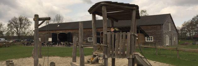 Kinderspeelboerderij Gerrithoeve in Brabant (incl plattelandscamping)