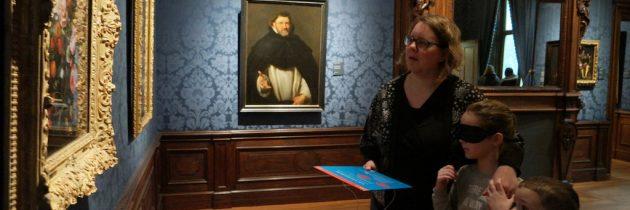 Toerist in eigen land: naar het Mauritshuis met kinderen