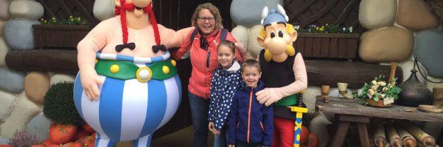 Parc Asterix, dat andere pretpark bij Parijs