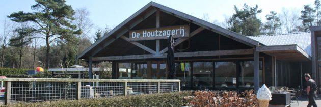 Restaurant De Houtzagerij in Otterlo: spelen in een natuurlijke omgeving
