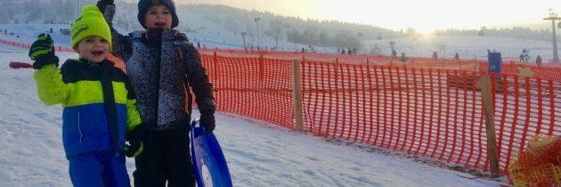 Ontdek wintersport met kleine kinderen in Willingen