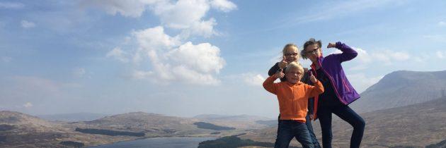 Autovakantie naar Schotland met kinderen (met eigen auto met DFDS Seaways)