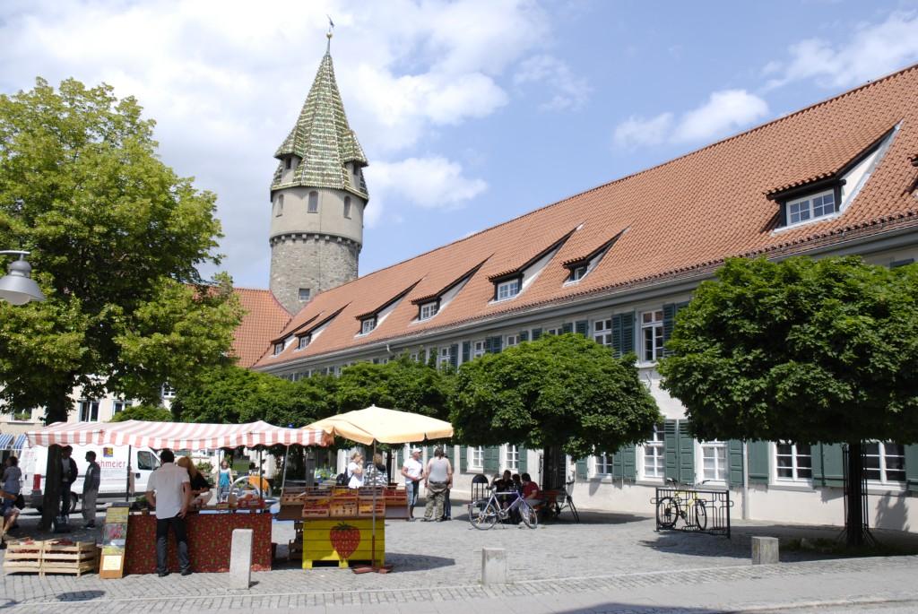 Ravensburg, stad van torens en poorten.
