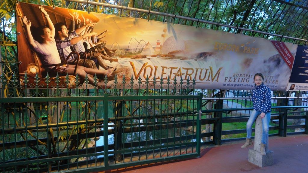 Het Voletarium wordt in juni geopend.