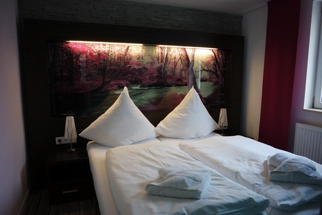 Hotel Zur Grünen Kutte en Röhn Feeling