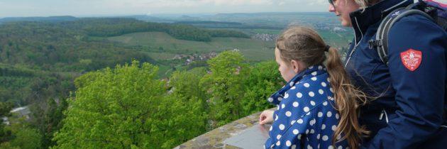 Heilbronnerland: wandelen en spelen bij Burg Löwenstein