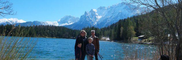 Alpenwelt Karwendel, de wandelbestemming in Duitsland voor gezinnen