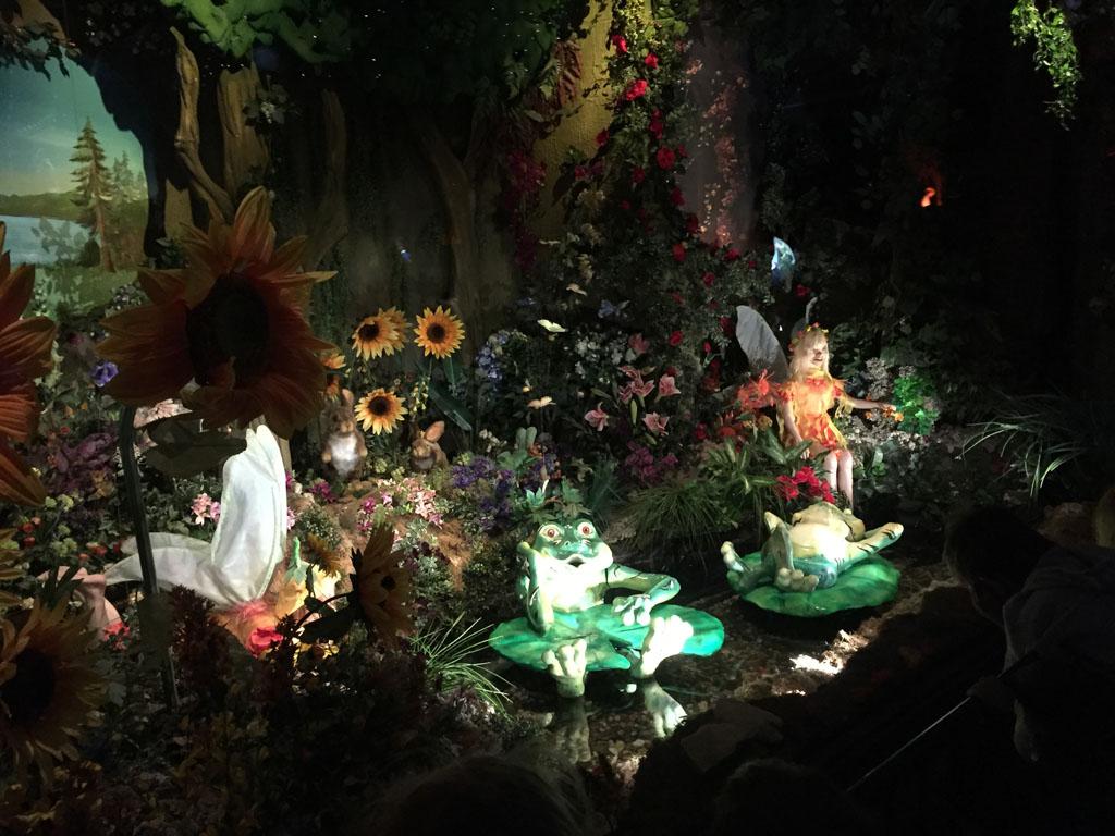 En in sprookjeswonderland zijn ook sprookjesachtige feeën.