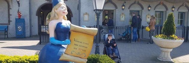 Sprookjeswonderland in Enkhuizen, het attractiepark voor jonge kinderen