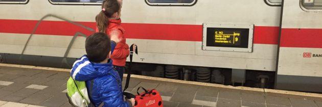 10 leuke stedentrips met de trein voor gezinnen