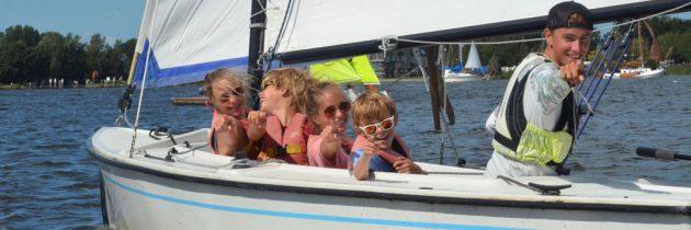 Een nieuwe fase: op zoek naar vakantiekampen voor kinderen + speciale KidsErOpUit aanbieding!