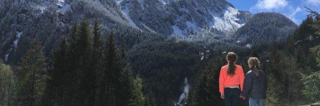De Krimmler Wasserfälle in Oostenrijk, een bezoekje waard!