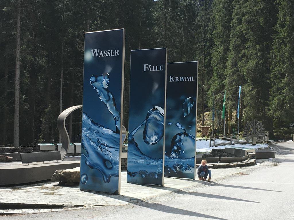 De Krimmler Wasserfälle