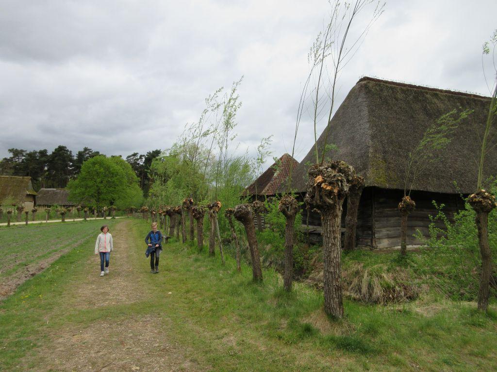 Wandelen door Vlaanderen