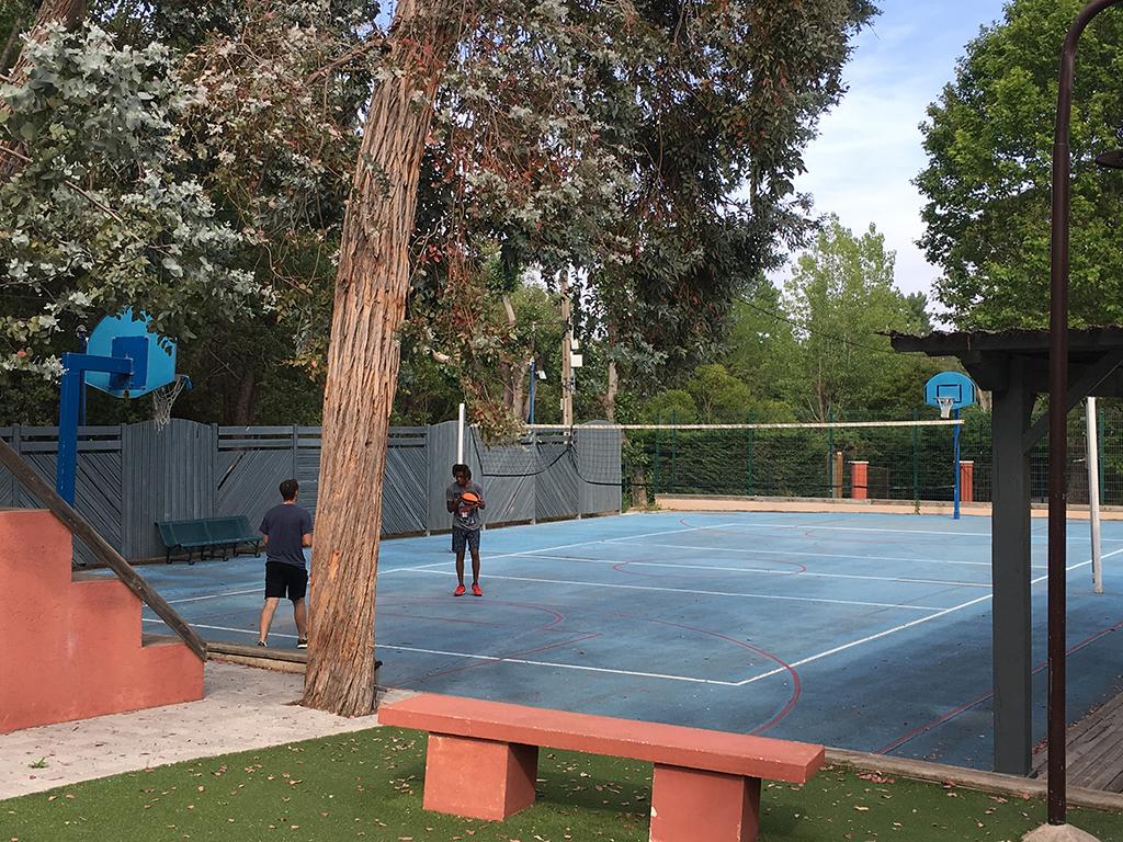 Camping Domaine de la Bergerie_Basketballveld voor oudere kinderen