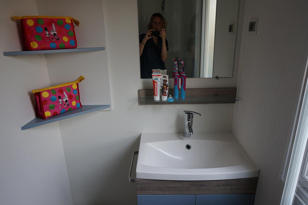 Domaine de la Bergerie_ niet één maar twee badkamers