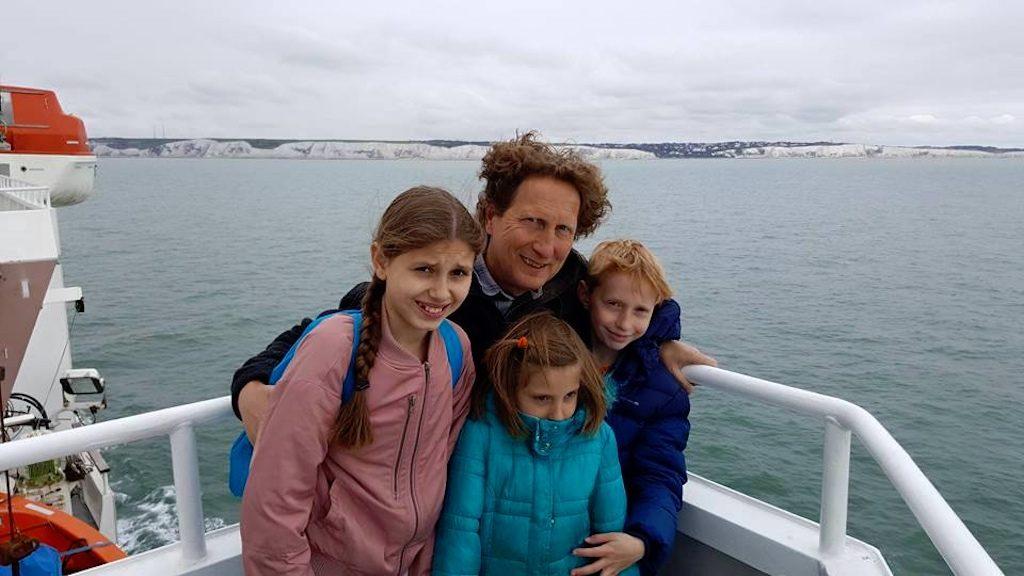 boot naar Dover