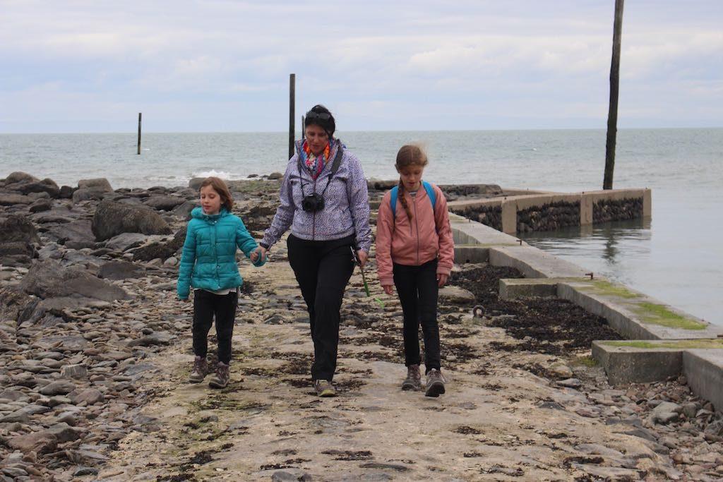 Zee, bos of platteland, je kunt in Exmoor met kinderen alle kanten op.