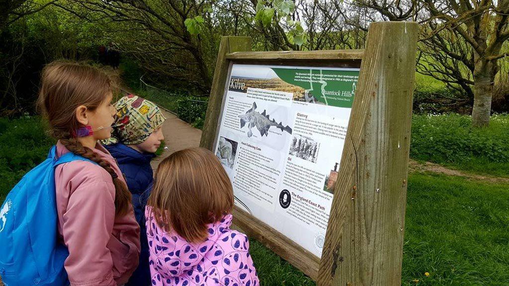 Meer informatie over het zoeken van fossielen.