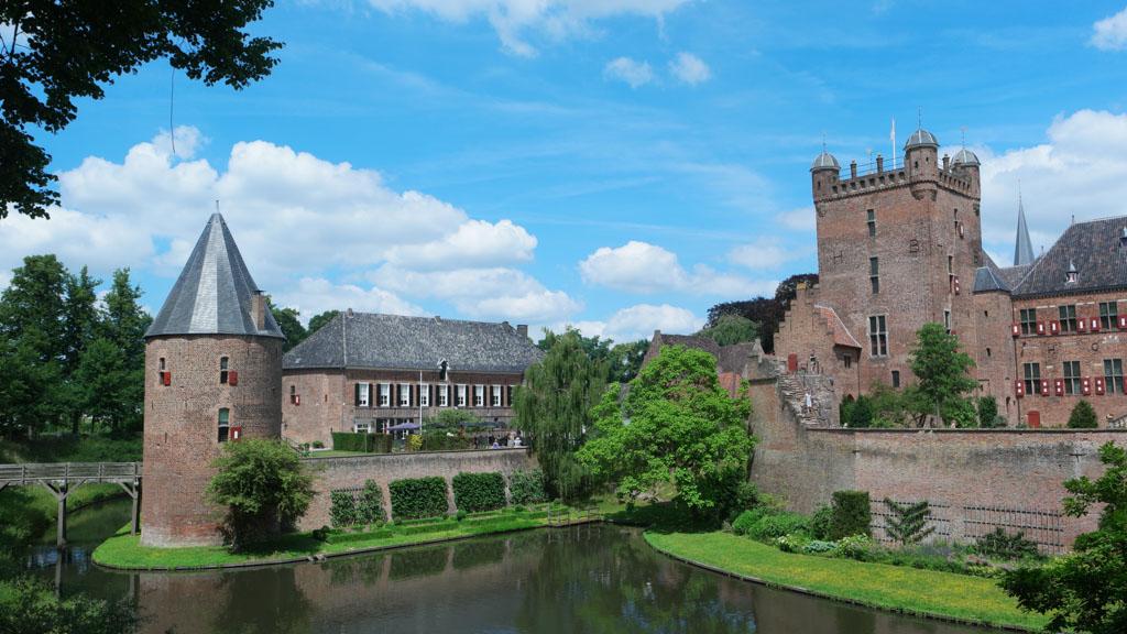 Kasteel Huis Bergh, terug naar de middeleeuwen in  u0026#39;s Heerenberg