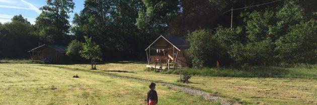 Moulin des Jarasses: kindvriendelijke camping en glamping in de Creuse