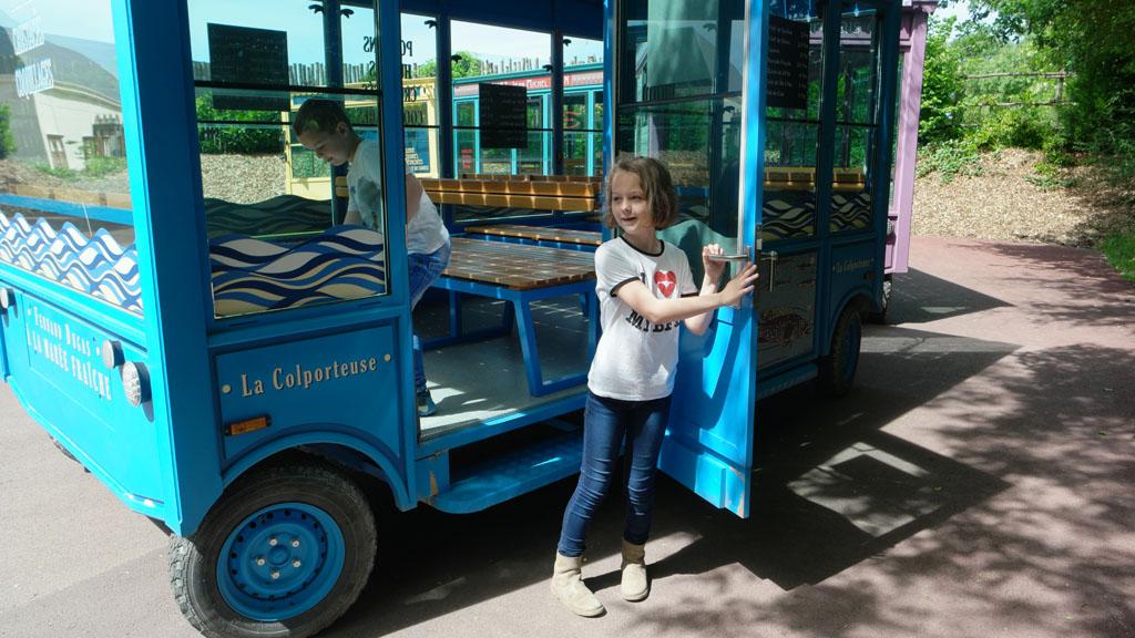 Handig tijdens een bezoek aan Puy du Fou met kinderen.