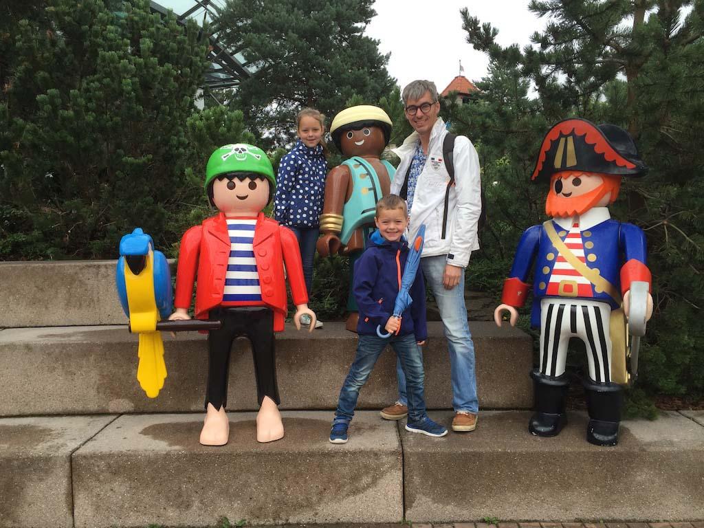 Favo tussenstop van onze bloggers: Playmobil Funpark in Duitsland bij Neurenberg.