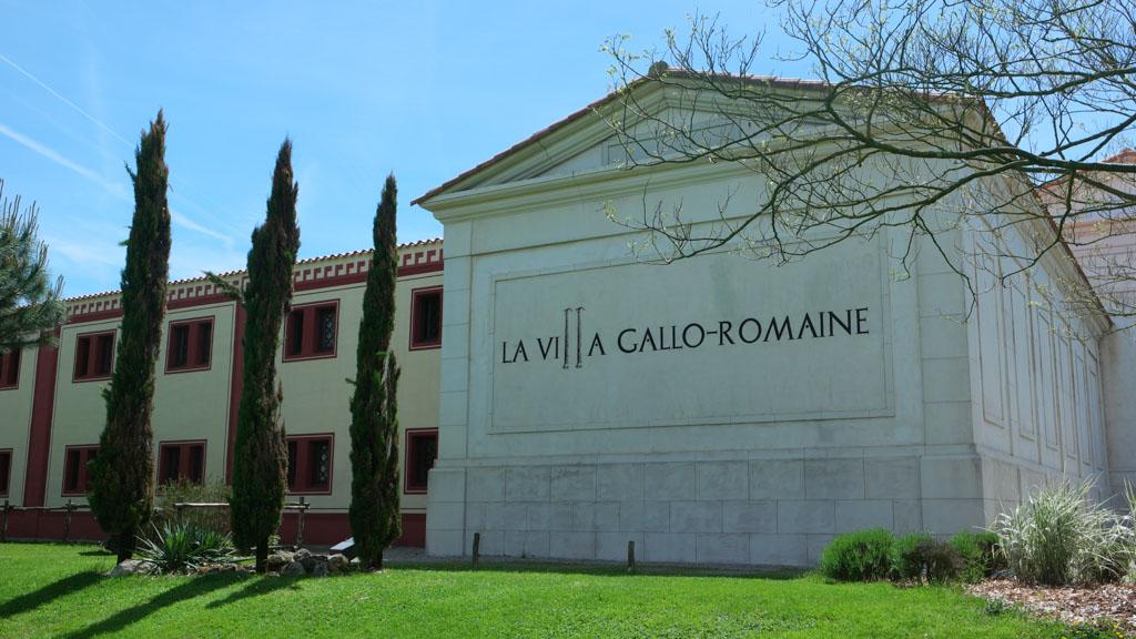Overnachten bij Puy du Fou deden wij bij La Villa Gallo Romaine.