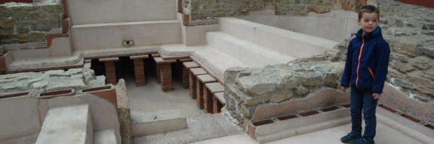 De Romeinse Limes in Osterburken: museum, park en wachttoren