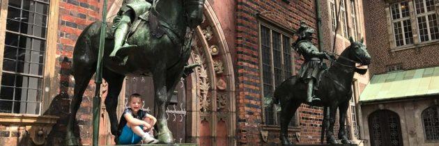 Stedentrip Bremen met kinderen, veel meer dan een bezoek aan de Bremer Stadsmuzikanten