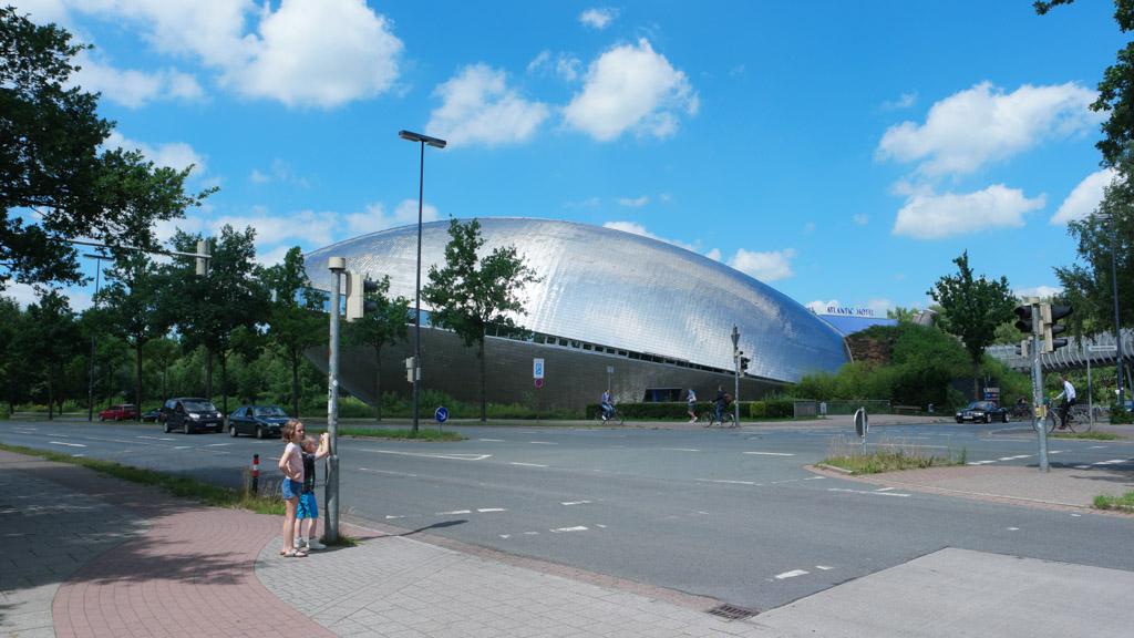 Universum, een museum dat je niet mag missen tijdens een stedentrip Bremen met kinderen.