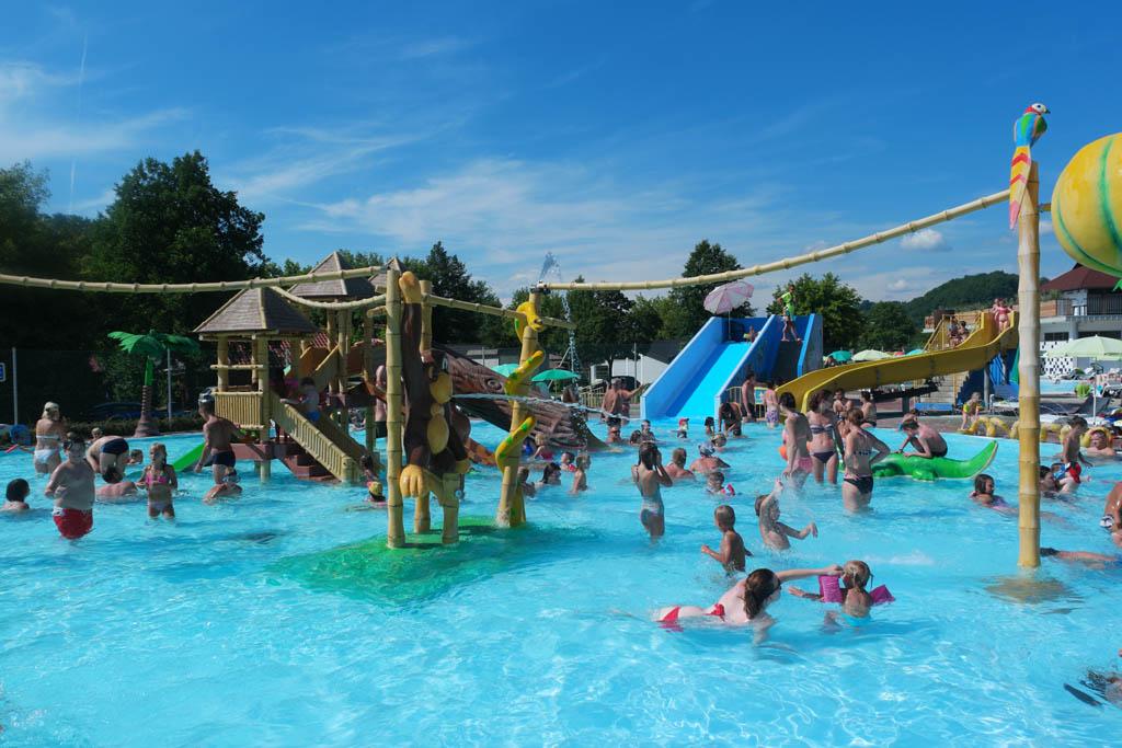 Natuurlijk wil je dat er water in je aquapark zit als je naar een resort gaat.