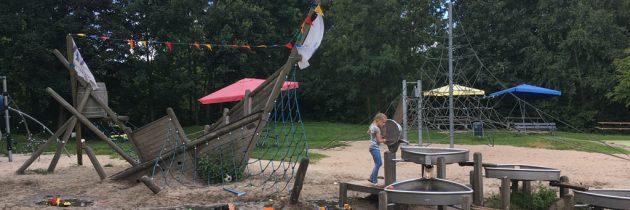 Stadsspeeltuin de Speelhoorn in Hoorn, een heerlijk dagje spelen