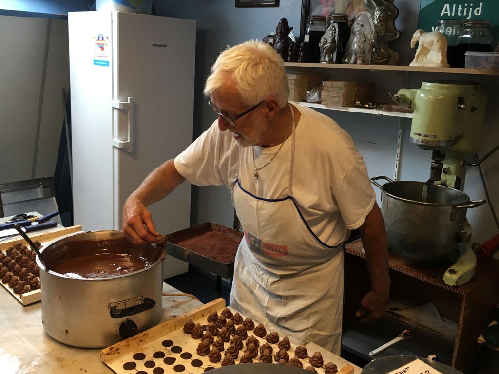 Chocola maken