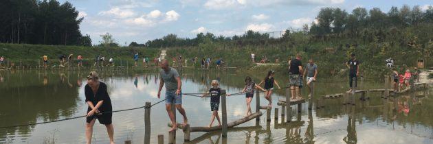 Het Blotevoetenpark in Brunssum: voor wie niet bang is voor moddervoetjes