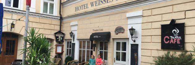 Hotel Weisses Ross, overnachten in een 5-persoons familiekamer dichtbij Legoland Duitsland