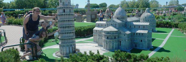 Italia in Miniatura in Rimini, de Italiaanse versie van Madurodam