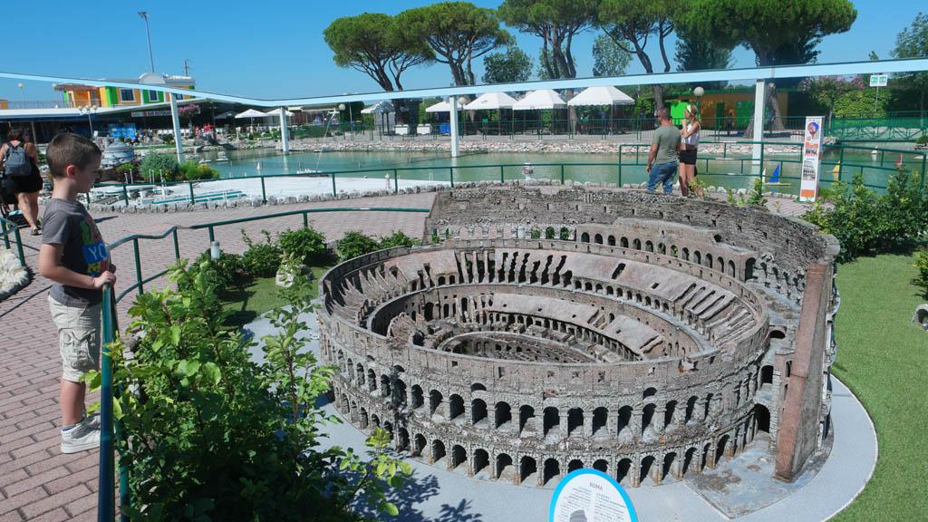 Het Colosseum.